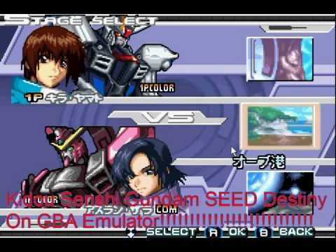 gundam seed destiny free  for pc game