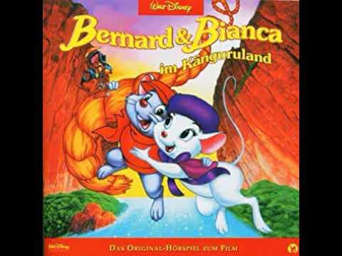 Bernhard Und Bianca Im Känguruland