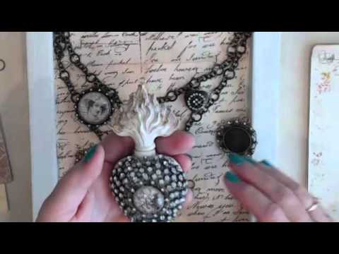 Prima Necklace Wall Art