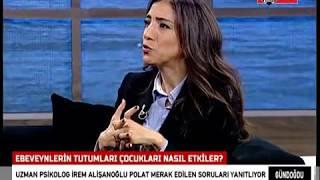 BJK TV - Gündoğdu Programı - Uzman Psikolog İrem Alişanoğlu Polat