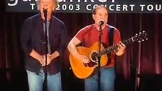 On September 9th, Paul Simon and Art Garfunkel appeared at The Bott...