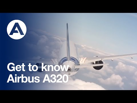 Get To Know The Airbus #A320