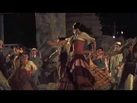 Carmen at Masada