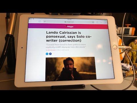 Pando Calrissian LIVE CHAT!