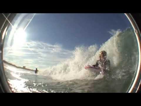 Manhattan Beach shorebreak