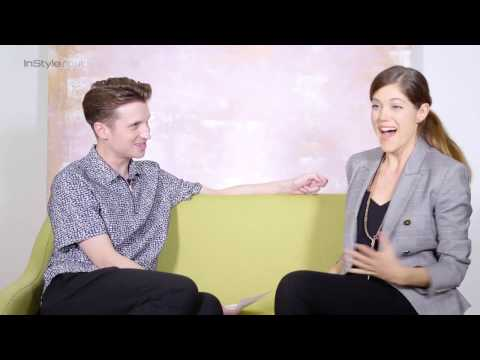 Doctor Who Christmas Special 2016 - Charity Wakefield Interview