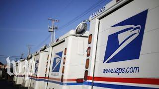 WATCH: Biden's Postal Service nominees sit before Senate panel