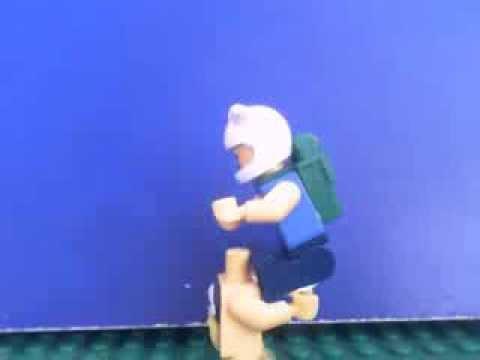 Adventure Time Theme Tune in Lego