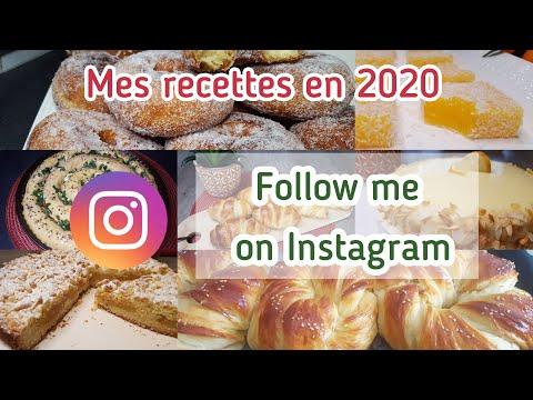 plus-que-15-recettes,-instagram-cookroutine,-récapitulatif-des-recettes-وصفات-مختصرة-على-الانتستقرام