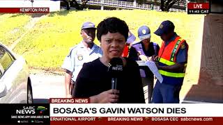 Bosasa CEO Gavin Watson dies in horror crash