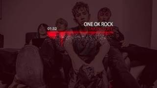 Taking Off -  One Ok Rock [ Eng Version ] with lyrics