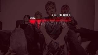 Taking Off -  One Ok Rock [ Eng Version ] with lyrics