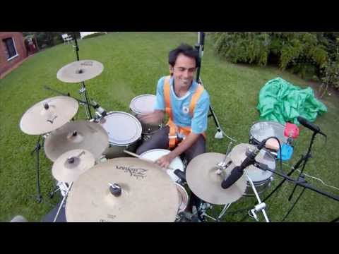 PSY - GENTLEMAN M/V - DRUM COVER - Fede Rabaquino Mp3