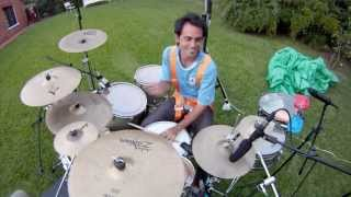 PSY - GENTLEMAN M/V - DRUM COVER - Fede Rabaquino