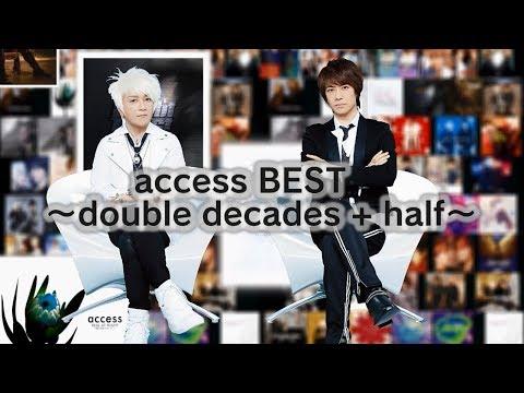 access BEST ~double decades + half~
