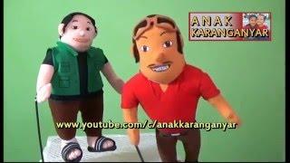 Belajar Bernyanyi bersama Boneka Sopo Jarwo