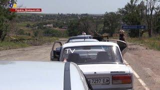Бойовики на Донбасі зміцнюють позиції біля Луганська?>