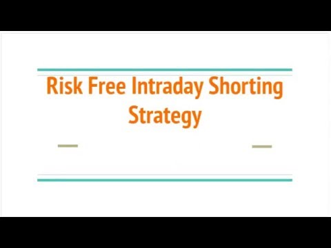 Zero risk forex strategy