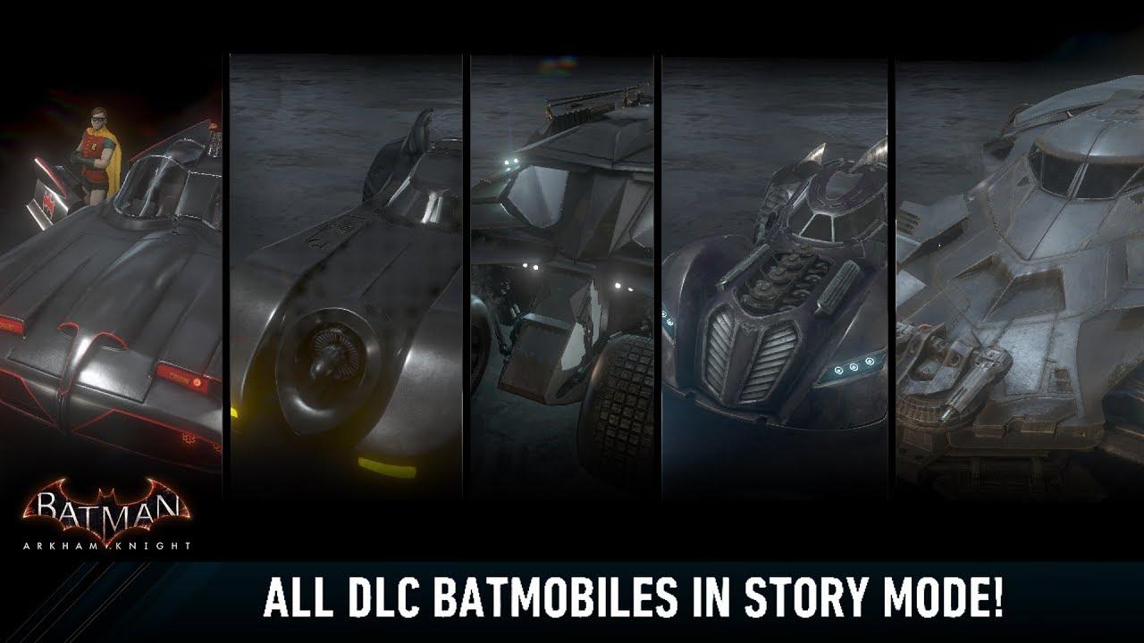 Creative Hacking and Sabotage Moments - BATMAN Arkham Knight