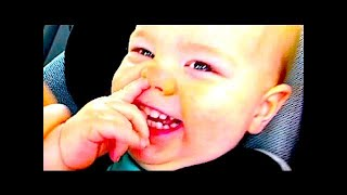 Cute Baby Picking His Nose!!! - Thefunnyrats Family Vlog