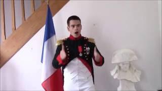 Napoléon Bonaparte - Le discours d