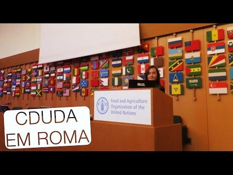 Tour da FAO + Roma Secreta - CDUDA em Roma