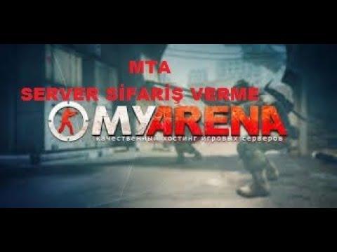 MyArena MTA SERVER