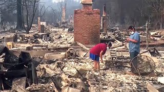 FEMA Challenged By Thousands Burned Out Of North Bay Homes