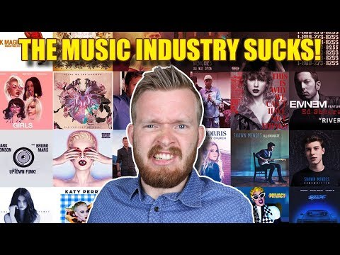 THE MUSIC INDUSTRY SUCKS (rant)