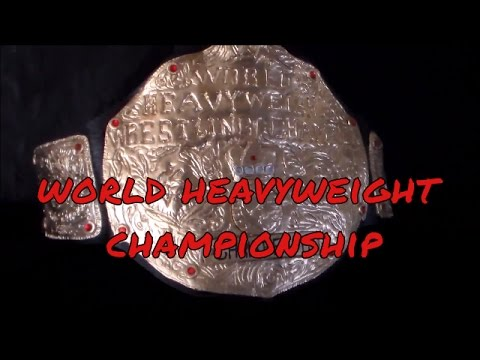 CRAZY reuploads #2 - WWE Big Gold World Heavyweight Championsip