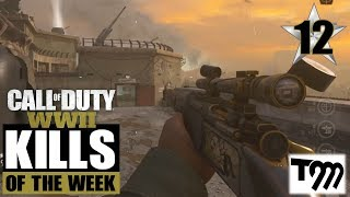 Call of Duty WW2 - TOP 10 KILLS OF THE WEEK #12