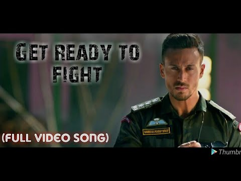 Get Ready To Fight Again| Full Video Song | Baaghi 2 | By Dj Harsh