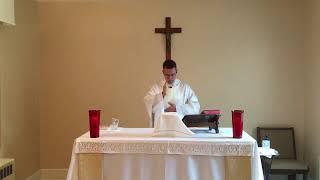 9.9 20 Daily Mass at St. Joseph's
