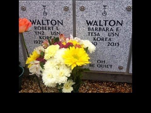 RIP Barbara & Robert Walton: Celebration of Life