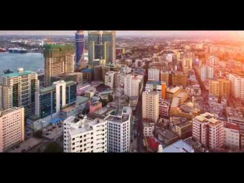 Dar es Salaam City, Tanzania, 2017