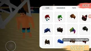 Roblox kas simülatörü (Beach life simulator [UPDATED]50%OFF)oynun adı