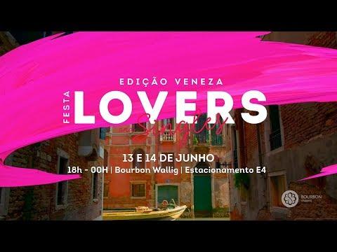 Festa Lovers and Singles - Edição Veneza - teaser