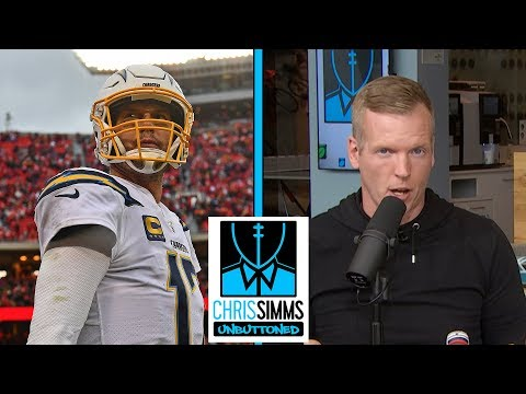 Phil Simms talks Tom Brady, Philip Rivers, top free agent QBs | Chris Simms Unbuttoned | NBC Sports