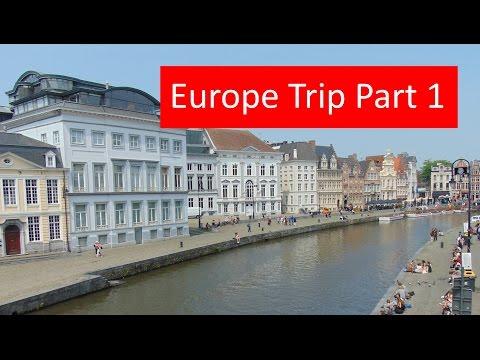 Europe Trip Part 1: Belgium