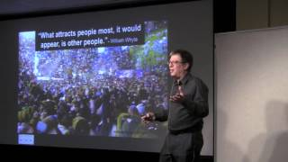 Learning from architecture: Henry Myerberg at TEDxWestportLibrary