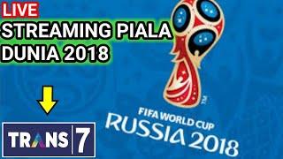 Video CARA LIVE STREAMING PIALA DUNIA 2018 DI TRANS 7 download MP3, 3GP, MP4, WEBM, AVI, FLV Juli 2018