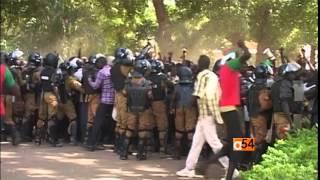Burkina Faso Military