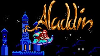 Aladdin (Hummer Team) (Unl) (NES Pirate) - NES Longplay - (NO DEATH RUN) (Complete Walkthrough)