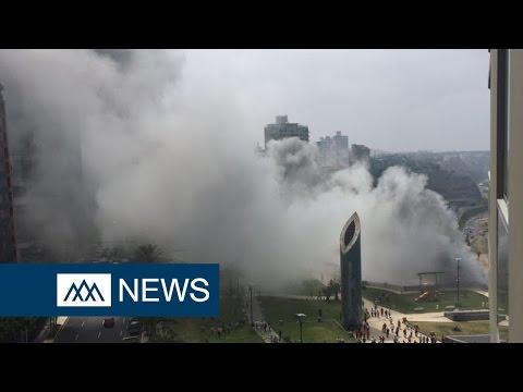 At least four killed in Larcomar mall fire in Lima, Peru - DIBC News