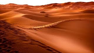 Moroccan Music | Burning Sands | Traditional Instrumental Arabian Music