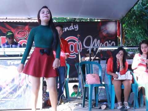 Rafha Goyang Cabe-cabean 2017