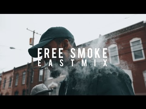 DAVE EAST - FREE SMOKE