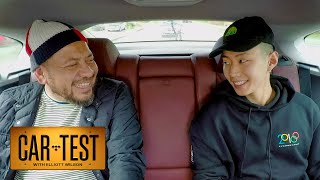 Car Test: Jay Park
