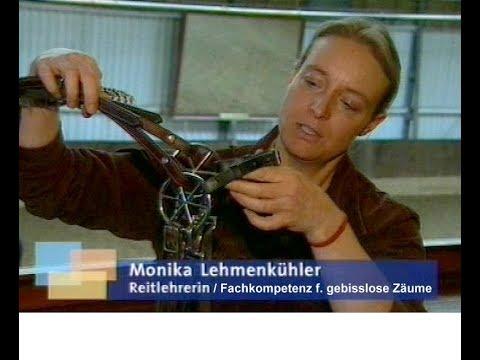 """Fernsehbeitrag LG-Zaum bei """"Pferd TV"""" Umstellungsprobleme? Profis testen!"""