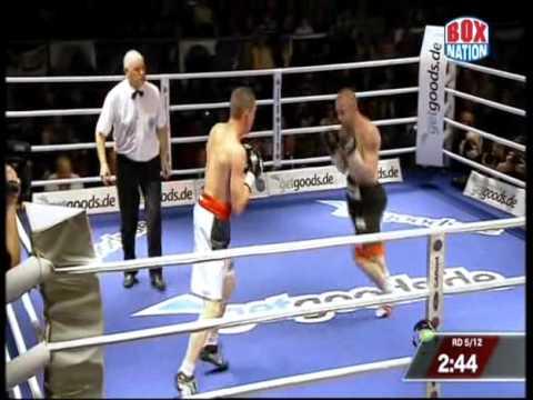 Lukas Konecny vs. Salim Larbi